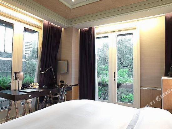 台北怡亨酒店(Hotel éclat)頂級豪華客房
