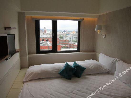 台北福泰桔子商務旅館-西門店(Forte Orange Hotel Ximen)精緻客房