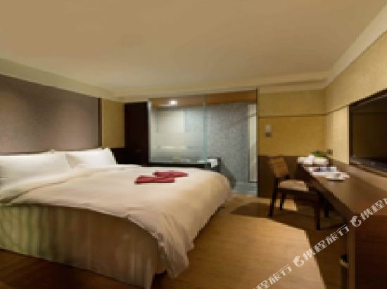 台北北投天玥泉會館(Beitou Hot Spring Resort)精緻客房