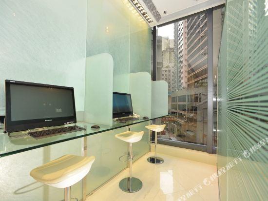 香港富薈上環酒店(iclub Sheung Wan Hotel)公共區域