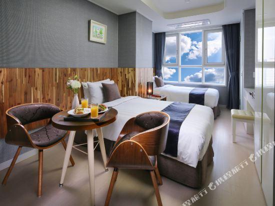 愛威爾8服務公寓酒店(Ever8 Serviced Residence)豪華房