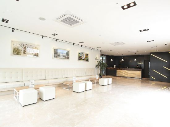愛威爾8服務公寓酒店(Ever8 Serviced Residence)公共區域