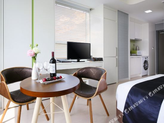 愛威爾8服務公寓酒店(Ever8 Serviced Residence)Deluxe Double Room (Display)