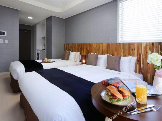 愛威爾8服務公寓酒店(Ever8 Serviced Residence)Family Twin (Display)