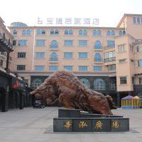 寶隆居家酒店(上海長興店)酒店預訂