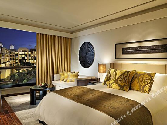 曼谷暹羅凱賓斯基酒店(Siam Kempinski Hotel Bangkok)高級房