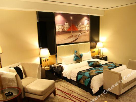 佛山甜果世界酒店(Sweet World Hotel)行政大床房