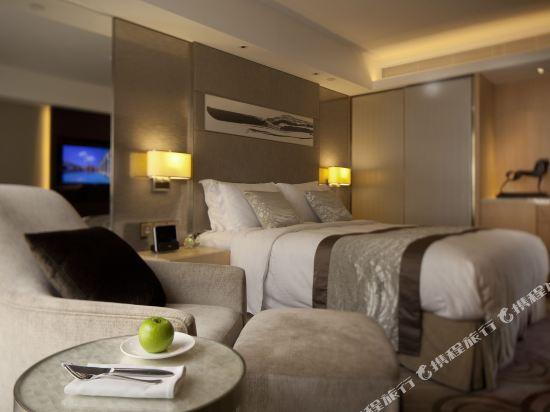 香港帝苑酒店(The Royal Garden Hotel)家庭房