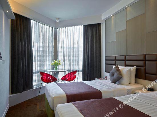 香港仕德福酒店(Stanford Hotel)特級客房