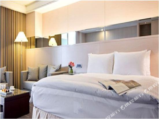 台中永豐棧酒店(Tempus Hotel Taichung)大墩館温馨闔家套房