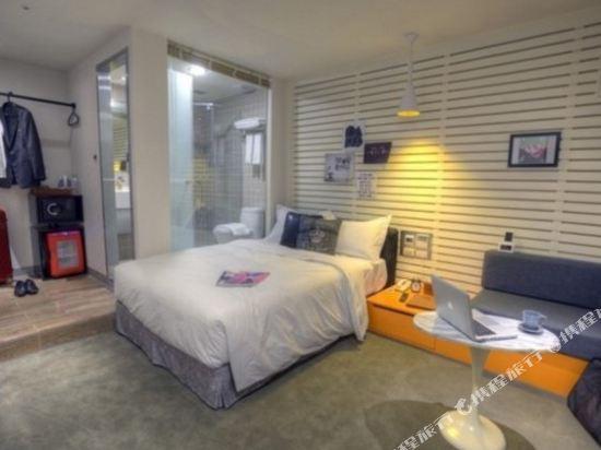 台北二十輪旅店西門町館(Swiio Hotel Ximending)高級客房