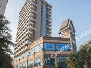 陽西沙扒沙巴島海灣酒店