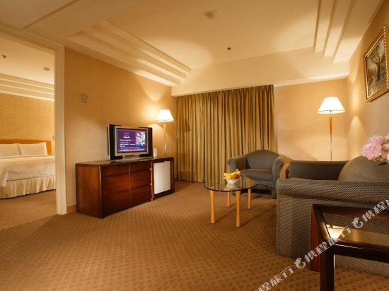 台北神旺大飯店(San Want Hotel)商務單人套房