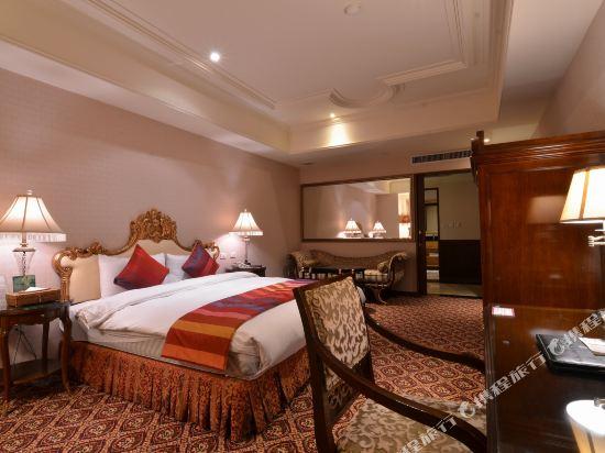 台北麗都唯客樂飯店(Rido Hotel)歐式景觀客房