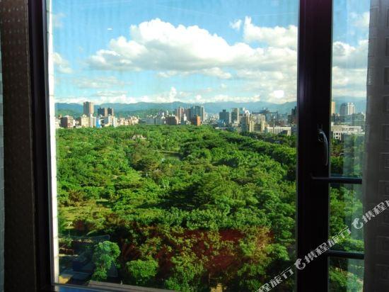台北麗都唯客樂飯店(Rido Hotel)Park View2
