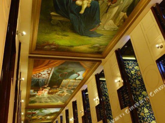 台北麗都唯客樂飯店(Rido Hotel)Atrium