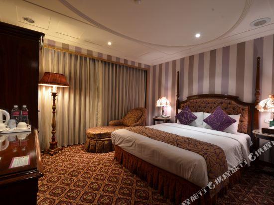 台北麗都唯客樂飯店(Rido Hotel)豪華客房