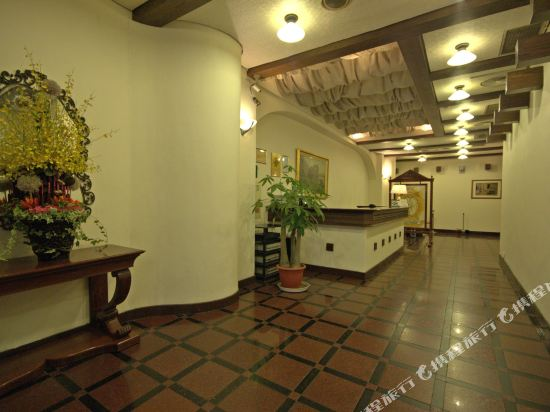 台北懷寧旅店(KEYMANS HOTEL)公共區域