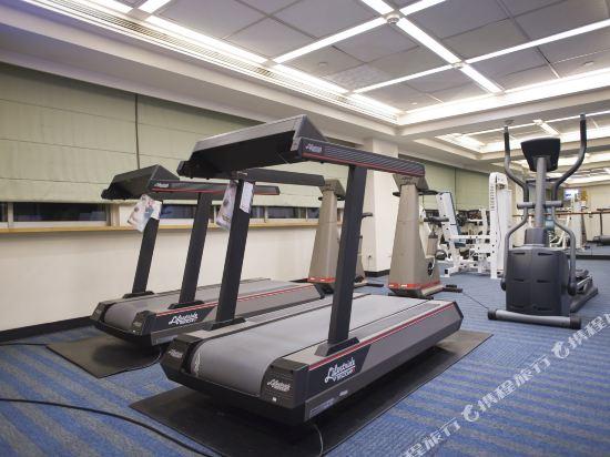 台北凱撒大飯店(Caesar Park Hotel Taipei)健身房