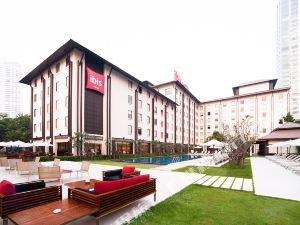 宜必思曼谷河濱酒店(Ibis Bangkok Riverside)