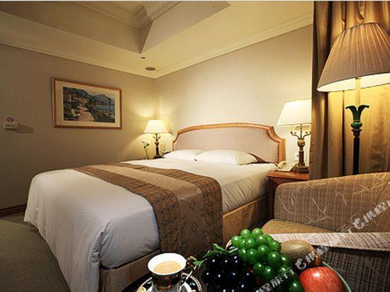 高雄寒軒國際大飯店(Han-Hsien Internation Hotel)主管客房雙人房