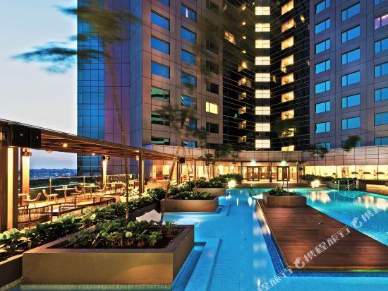 新山希爾頓逸林酒店(Doubletree by Hilton Johor Bahru)健身娛樂設施