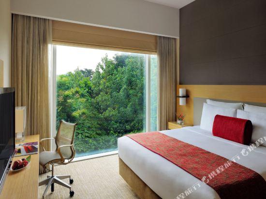 新加坡聖淘沙艾美酒店(Le Méridien Sentosa Singapore)豪華房