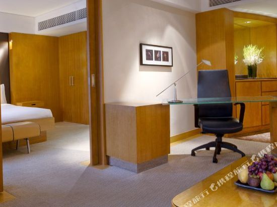新加坡君悦酒店(Grand Hyatt Singapore)君悦豪華房