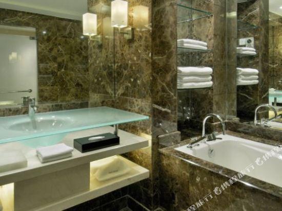 新加坡君悦酒店(Grand Hyatt Singapore)豪華格蘭德房