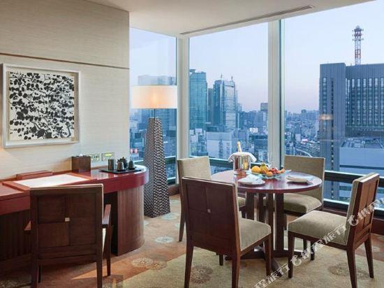 東京半島酒店(The Peninsula Tokyo)行政套房