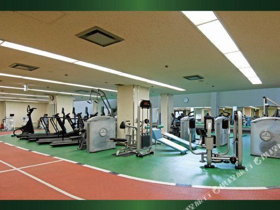 大阪麗嘉皇家酒店(Rihga Royal Hotel)健身娛樂設施