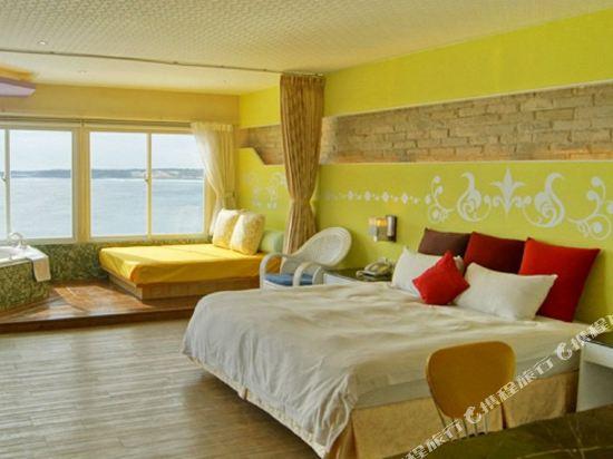 墾丁南灣度假飯店(Kenting Nanwan Resorts)作廢夢幻海景雙人房
