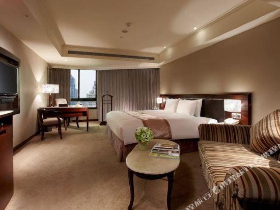 香城大飯店(台中店)(TAICHUNG CHARMING CITY HOTEL)雙人一大床