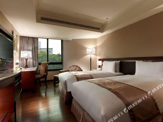 香城大飯店(台中店)(TAICHUNG CHARMING CITY HOTEL)雙人二小床