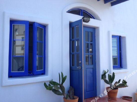 墾丁伯利恒民宿(Bethlehem Hotel Kenting)分館天空好藍入口