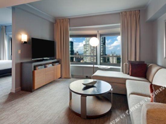 紐約市中心希爾頓酒店(New York Hilton Midtown)一卧室總統套房