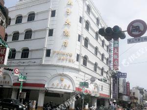 台南太子大飯店(Tai Zih Hotel)