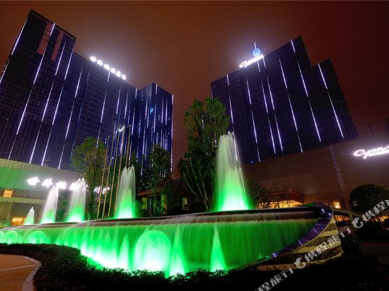 CYNN HOTEL --Xanadu Hotel-Chinese First Han&Tang Dynasty Culture-themed hotel