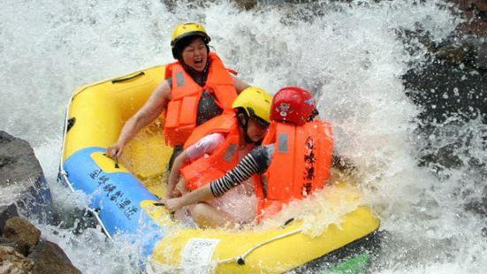 金峰峽谷漂流