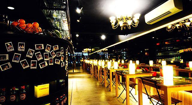 琺蘭綺瑥朵茶餐館