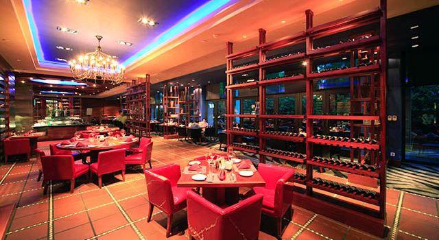 Alenha Brazilian Restaurant (Intercontinental Hotel Shenzhen)1