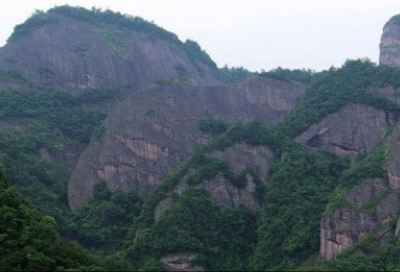 쯔위안 톈먼산