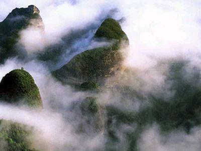 바자오자이 관광지구