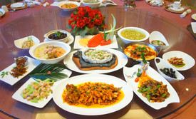 蘇州觀園琉蘇酒店獨墅閣中餐廳
