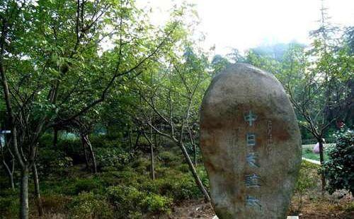 中日友誼林
