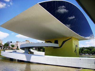奧斯卡尼邁耶博物館