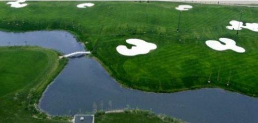 寶雞都市高爾夫俱樂部