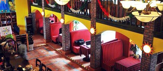 Ai She Mexican Restaurant ( Xing Han Street )
