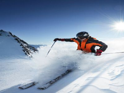 白雲滑雪場