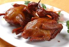 中山美食图片-乳鸽